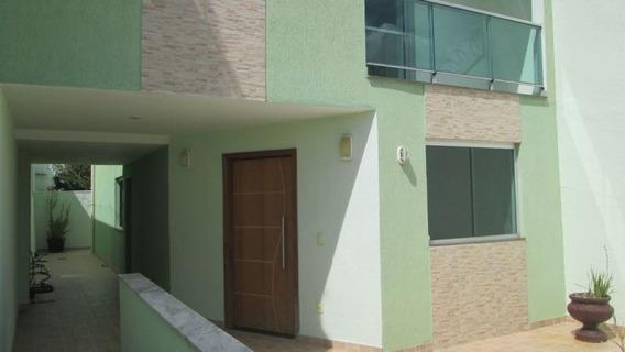 Casa Com 3 Quartos Para Comprar No Santa Mônica Em Belo Horizonte/mg - 2289