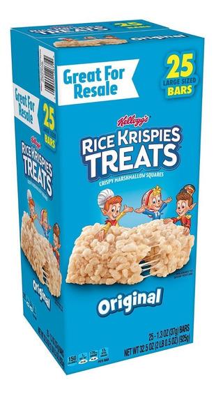 Rice Krispies Treats Original De Kellogg