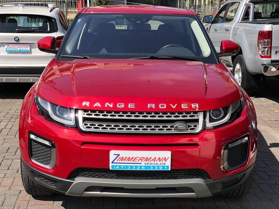 Land Rover Evoque 2.0 Si4 Se Aut. 2016 Unica Dona 26.000 Km