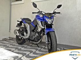 Yamaha Fazer 250 Blue 2019