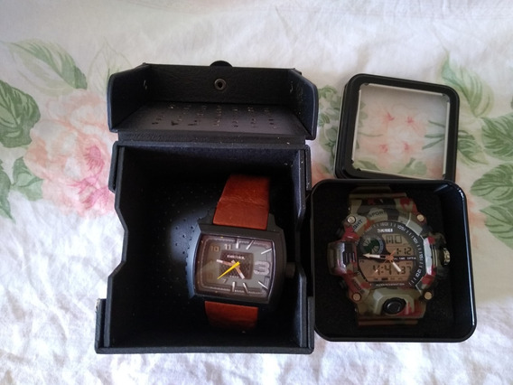 2 Relógios Originais