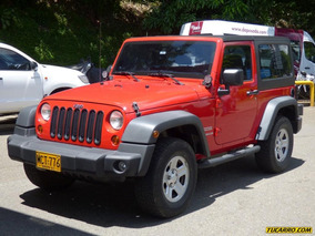 Jeep Wrangler Sport At 3600cc