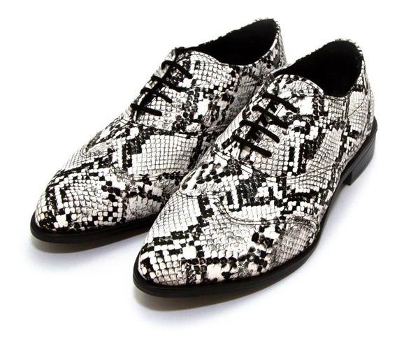 Zapatos Acordonados Vibora Class Express Art. Rosa
