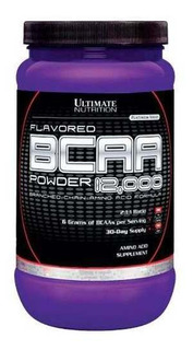 Bcaa 12000 Powder 457g Ultimate Nutrition