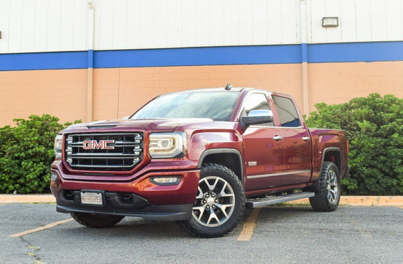 Gmc Sierra 2016 5.4 Crew Cabina All Terrain 4x4 At