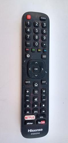 Control Remoto De Tv Hisense