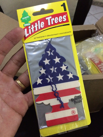Aromatizante Veicular Little Trees