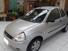Ford Ka 1.0 Gl Prata 8v