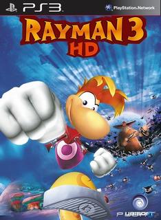 Rayman 3 Hd ~ Ps3 Digital Español