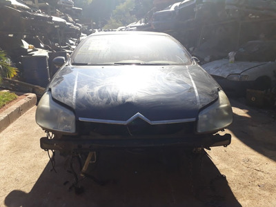 Citroën C5 2.0 Exclusive Aut. Sucata Para Retirada De Peças