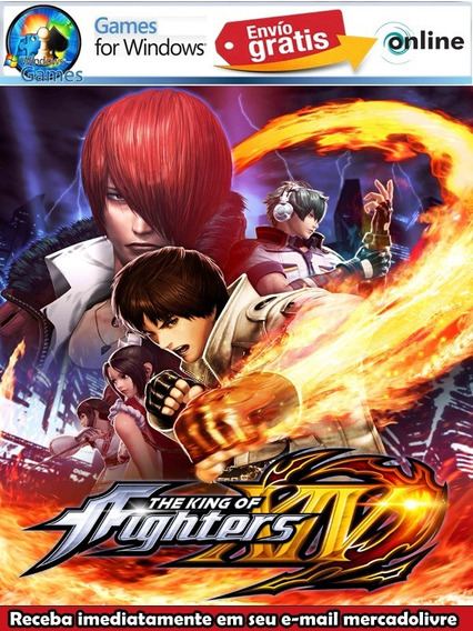The King Of Fighters Xiv Legendas Br Pc Offiline