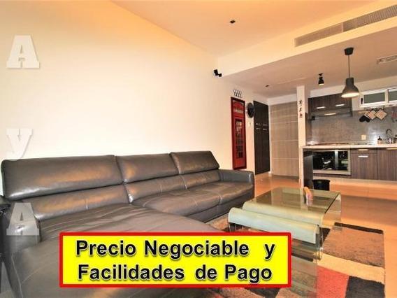 Departamento Loft 1 Recámara, Amueblado, Equipado, Avenida Bonampak, Malecón Americas, Cancún