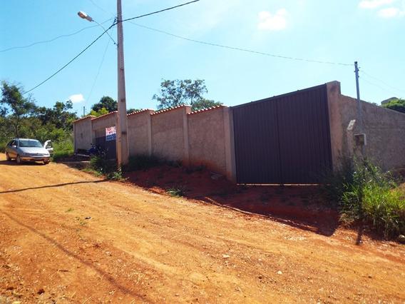 Chácara Com 3 Quartos Para Comprar No Zona Rural Em Jaboticatubas/mg - 803