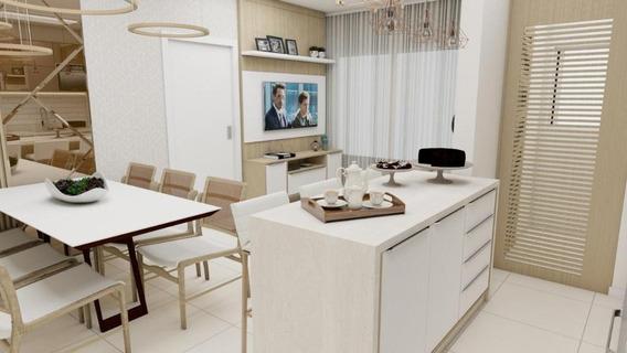 Apartamento Mobiliado 3 Dormitórios(suite) - Roçado - São José - Ap6569