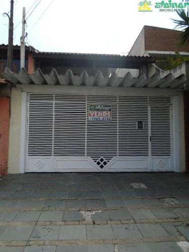 Imagem 1 de 28 de Venda Sobrado 3 Dormitórios Jardim Vila Galvão Guarulhos R$ 650.000,00 - 29689v