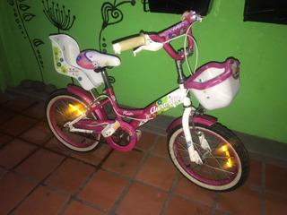Bicicleta Autoritaria Flower R12 Excelente