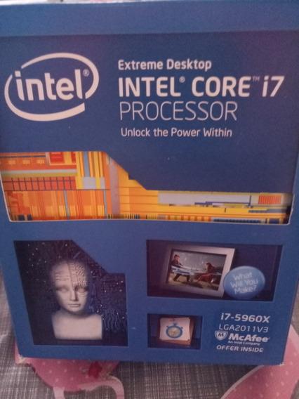 Processador Intel Gamer I7 5960x