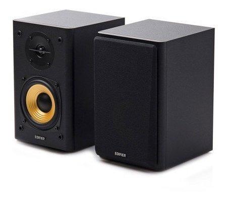 Caixa Acústica Edifier R1000t4 - 24 Watt Rms Preta Bivolt (p