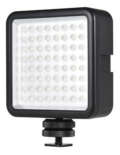 Lámpara De 64 Luces Led Andoer P/ Video O Foto Dslr