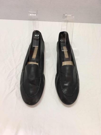 Preciosos Zapatos Flats Michael Kors Tory Coac Medida 24.5