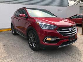 Hyundai Santa Fe 2.0 Sport Ta 2017