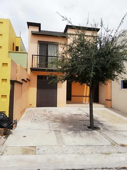 Renta Casa Puerta De Hierro Cumbres Monterrey Priv. Mirador