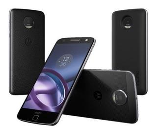 Smartphone Motorola Moto Z Power Edition Preto Tela 5.5