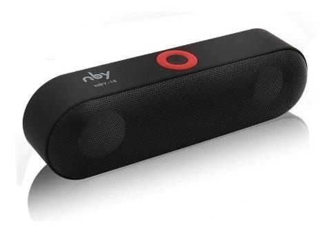 Caixa De Som Nby Bluetooth Nby-18