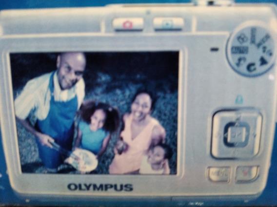 Câmera Digital Compacta Olimpus Fe-210 7.1 Mp Profissional