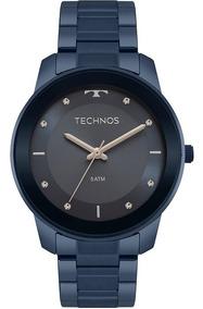 Relógio Technos Feminino Fashion Trend Original 2036mke/4a