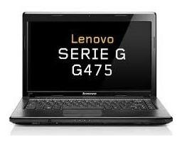 Desarme Lenovo G475