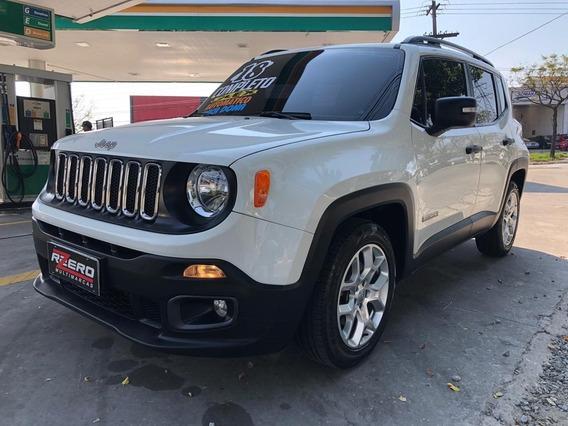 Jeep Renegade Sport 2018 Completa Automática 15.000 Km Nova