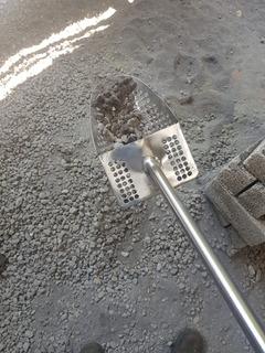 Sand Scoop Aluminio Detector De Metales Pala