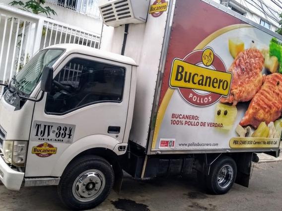 Jbc Camion Refrigerado, Congelacion, Furgon Trabajo Fijo