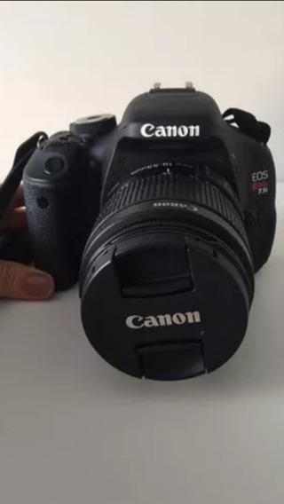 Camera Dslr Canon T3i / 600d