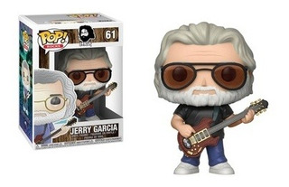 Funko Pop! Rock Jerry Garcia - Funko Pop