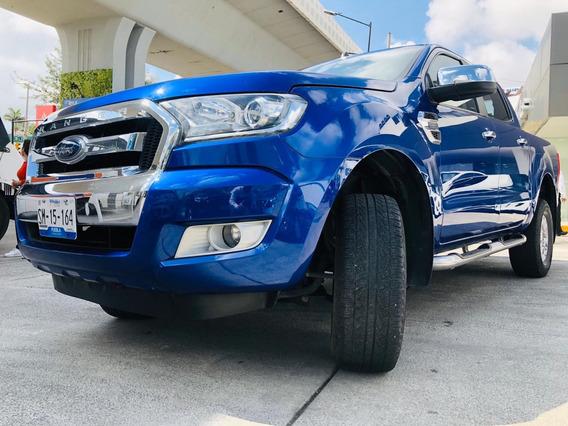 Ford Ranger Xlt Doble Cabina 2017