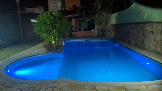 Casa 5 Qtos, Suítes, Piscina Terr 10x60 Próx Praia $ 550.mil
