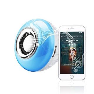 Bombilla Parlante Portátil Texsens Led Bluetooth Integrado