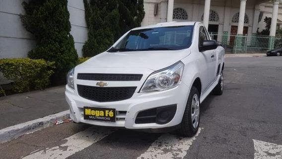 Chevrolet Montana Ls 1.4 Flex Branco Completo 2018
