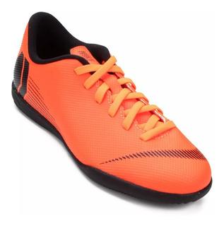Chuteira Futsal Nike Mercurial Vopox Original Colonelli Ah73