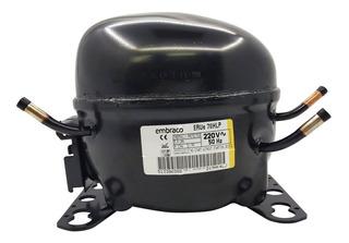 Motor Compresor Heladera Embraco 1/4 Gas R134a Original