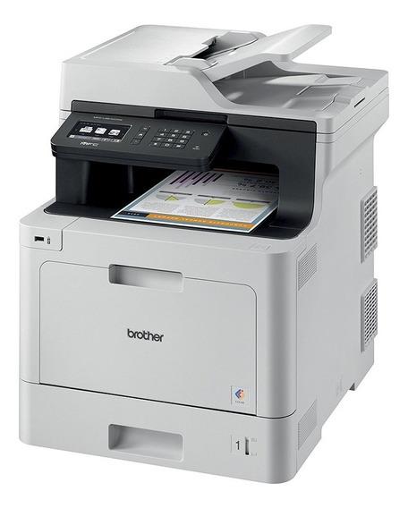 Impressora Multifuncional Brother Mfc-l8610cdw Laser Colorid