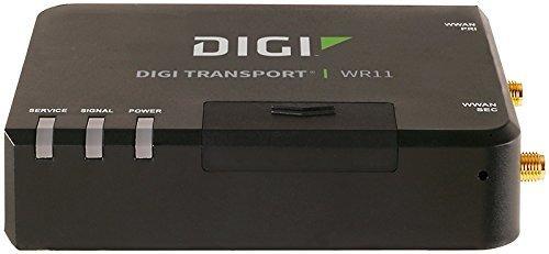 Modem Digi Transport Wr11 Cellular 4g Lte North America At ®