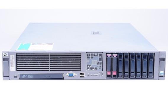 Servidor Hp Dl380 G5 - 16gb - 2x 146gb (2)