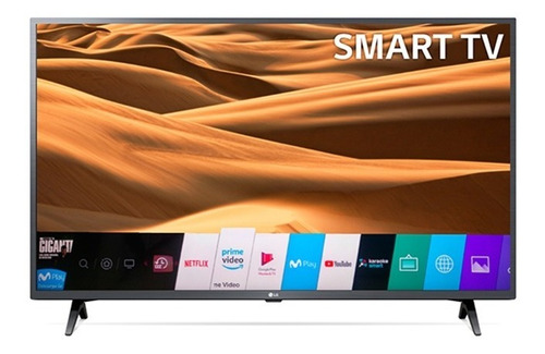 Televisor Led 43 Fhd LG Smart Tv 108cm 43lm6300pdb
