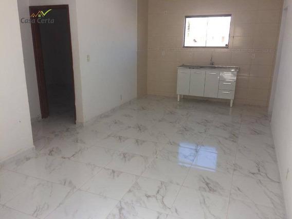Apartamento Para Alugar, 60 M² Por R$ 850,00/mês - Loteamento Parque Real Guaçu - Mogi Guaçu/sp - Ap0135