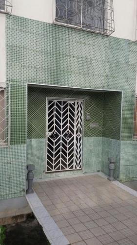 Apartamento Para Venda Em Salvador, Trobogy, 3 Dormitórios, 1 Banheiro, 1 Vaga - 48