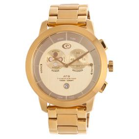 Relógio Rip Curl - Atlantis Gold Sss Tide - 837001