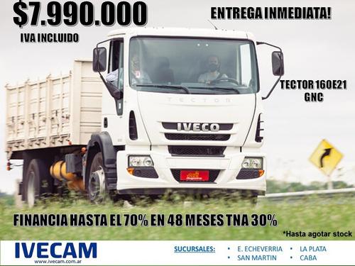 Iveco Tector 160e21 Gnc ¡¡entrega Inmediata!!